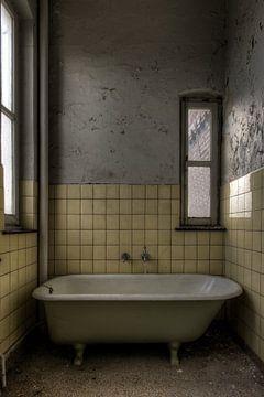 Badkamer in Klooster van