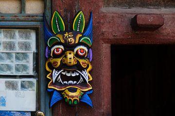 goden masker van Robert Lotman