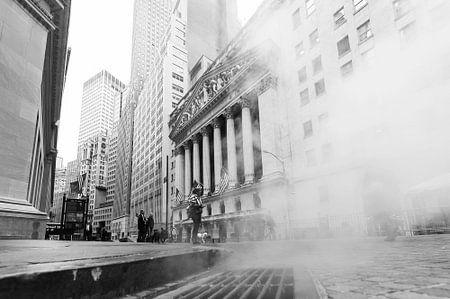 New York Wall Street