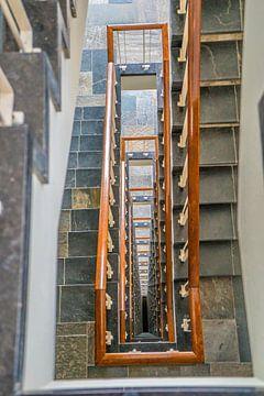 Treppen von Fred Leeflang