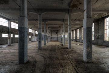 Abandoned chocolate factory von Vivian Teuns