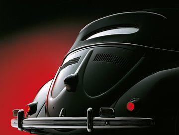 VW Kever Cabriolet van Ramon Enzo Wink