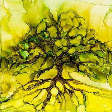 Baum 10 von Agnieszka Zietek