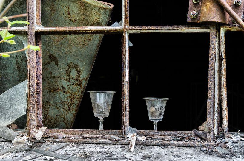 Glaasje van Jaco Verheul