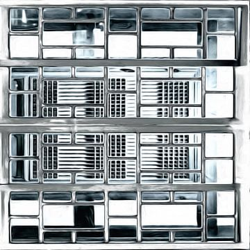Fenster XXII von Maurice Dawson