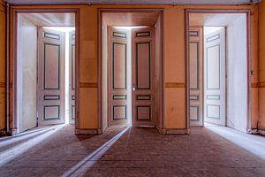 Hemelse deuren van