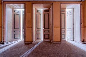 Hemelse deuren van Jack van der Spoel