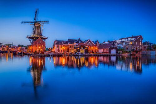 Molen De Adriaan Haarlem van