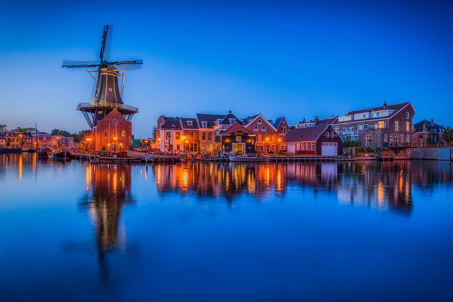 Molen De Adriaan Haarlem