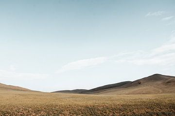 Heuvels in Mongolië | Documentaire Fotografie van Holly Klein Oonk