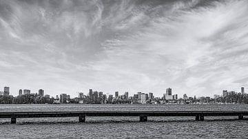 Skyline Rotterdam I von René Mourik