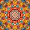 Mandala Art 27 von Marion Tenbergen Miniaturansicht
