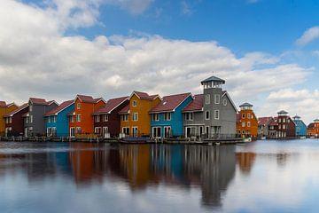 Reitdiephaven Groningen Fris Voorjaar van The All Seeing Eye