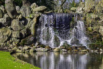 Sonsbeek waterval van Raymond Meerbeek