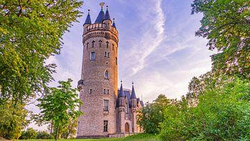 Flatow Tower in Potsdam (Deutschland) von Jessica Lokker