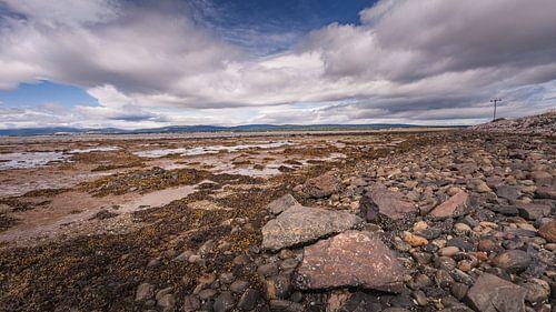 Inverness kustlijn van