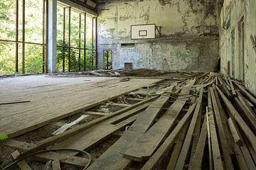 Sporthal Tsjernobyl