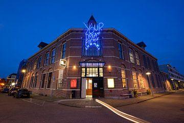 Het Huis Utrecht aan de Boorstraat in Utrecht sur Donker Utrecht