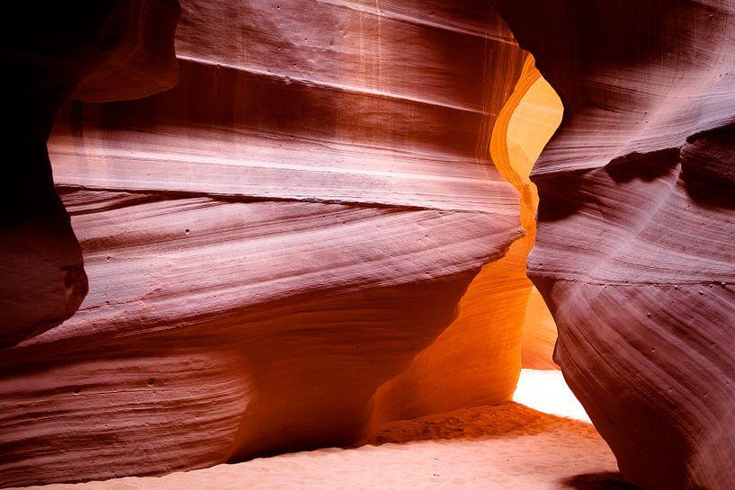 Antelope Canyon van Arno Fooy