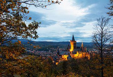 """Schloss """"Wernigerode"""" van Alena Holtz"""