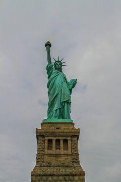 Statue of Liberty van Jeroen Meeuwsen