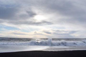 De ijzige Noordse Zee van Roith Fotografie