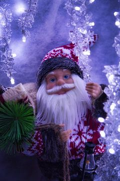 Père Noël sur Konstantinos Lagos