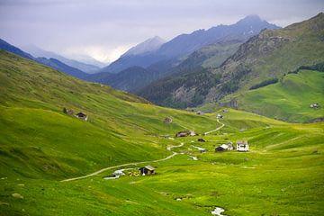 Graubünden, Schweiz van Jan Schuler