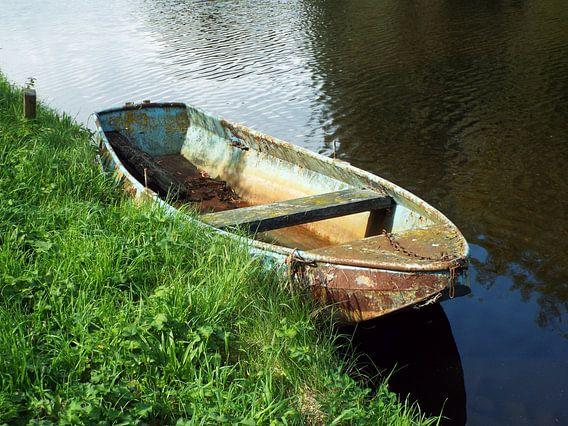Bootje Broek in Waterland  van Janneke de Jong