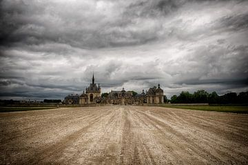 Chateau de Chantilly van Arthur de Rijke