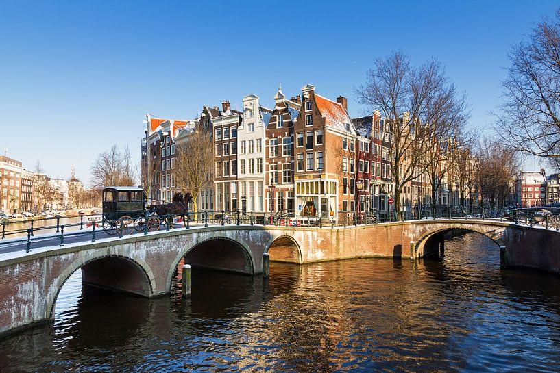 Tijdloos Amsterdam  van Dennis van de Water