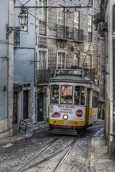 We nemen de tram