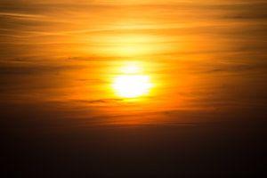 Vuur zon van
