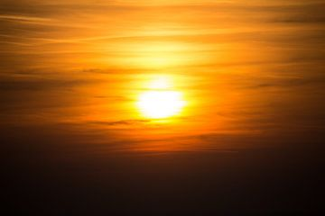 Vuur zon von Marko de Jong