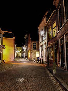 Bagijnestraat Leeuwarden centrum van Marcel Kieffer