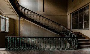 Alte Krankenhäuser Urbex von Olivier Photography
