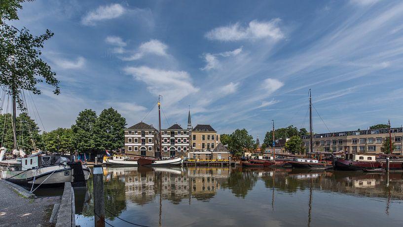 Museumhaven Gouda van Rinus Lasschuyt Fotografie