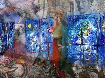 Masters at work Marc Chagall van Giovani Zanolino