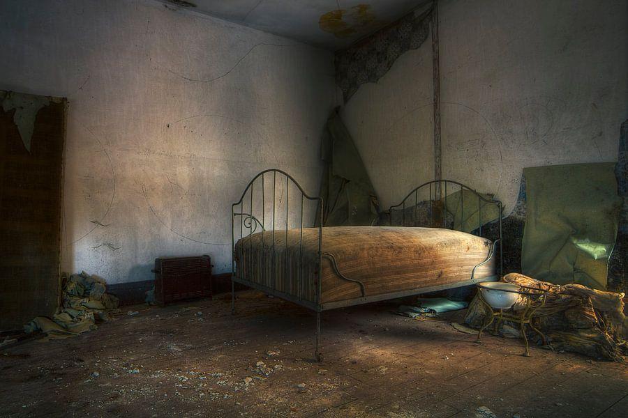 Het zolderkamertje van Truus Nijland