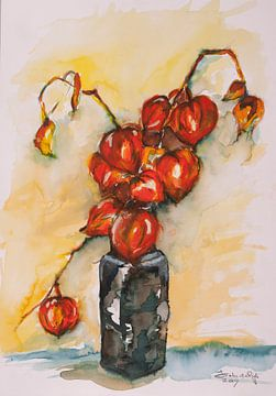 Herbstlaternen. von Ineke de Rijk