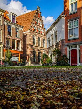 Rembrandt in Leiden von Dirk van Egmond