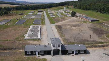 Concentratiekamp Gross Rosen - Polen van Norbert Stellaard