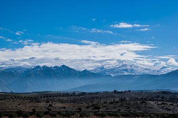 Sierra Nevada Granada van Justin Travel