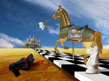 Het paard van Troje van Ine Tresoor