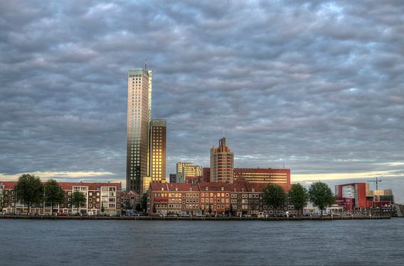 Maastoren, Rotterdam van Hans Kool