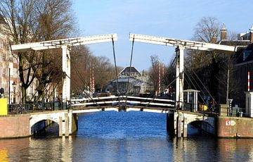Walter Suskindbrug, Amsterdam von Laura Balvers