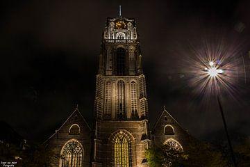 Grote kerk Rotterdam van joost  van Aalst