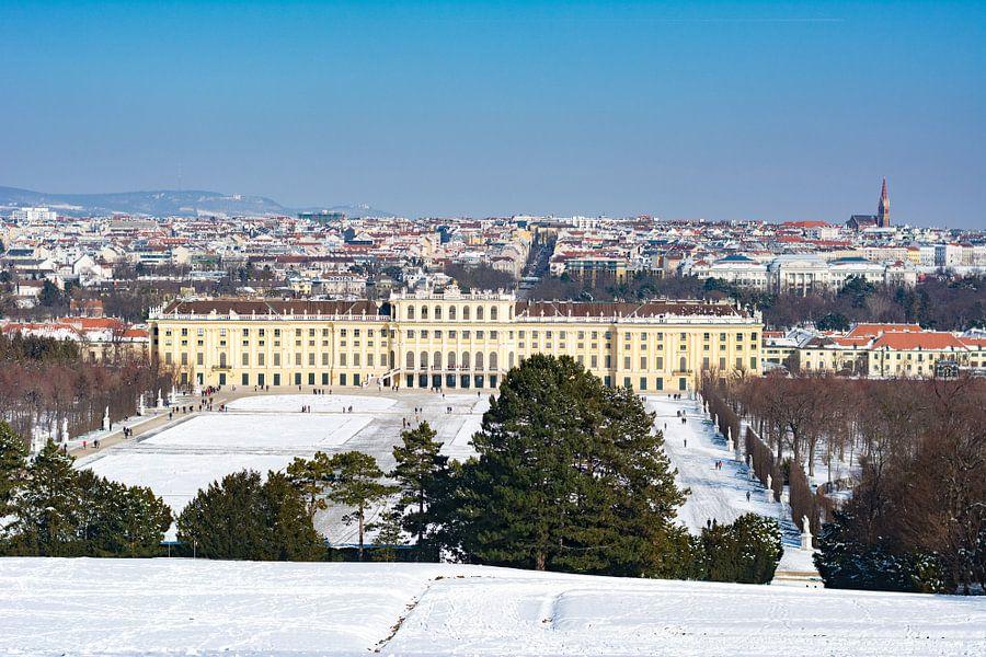 Schloss Schönbrunn van Ronne Vinkx