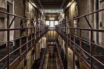 Verlassenes Gefängnis von Samantha Schoenmakers