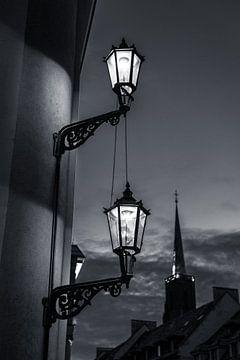 Gas Street Lamps von Aen Seavherne